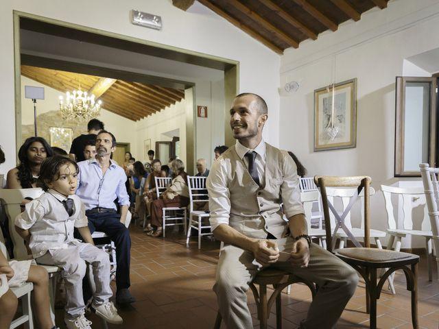 Il matrimonio di Alessio e Monique a Firenze, Firenze 16
