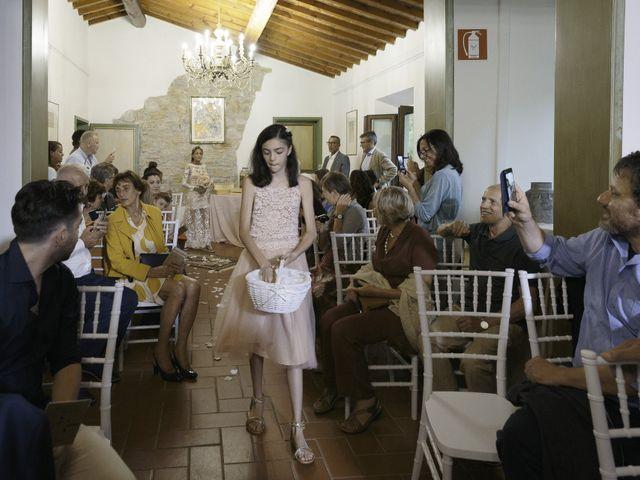 Il matrimonio di Alessio e Monique a Firenze, Firenze 18