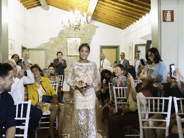 Il matrimonio di Alessio e Monique a Firenze, Firenze 19