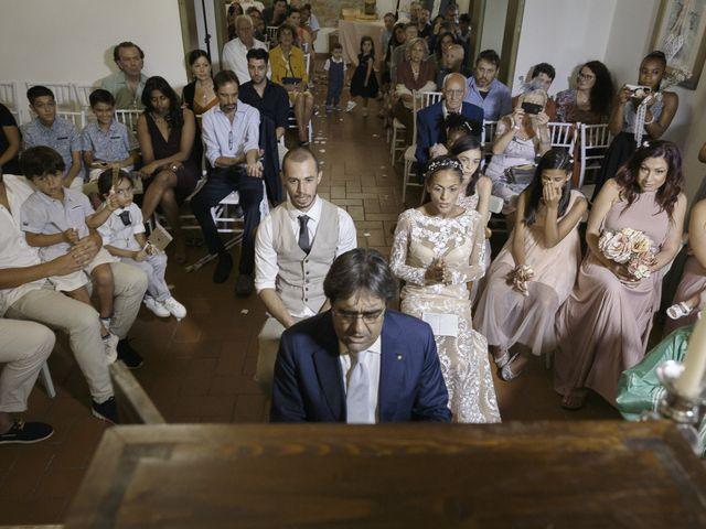 Il matrimonio di Alessio e Monique a Firenze, Firenze 24