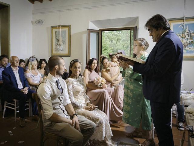 Il matrimonio di Alessio e Monique a Firenze, Firenze 29