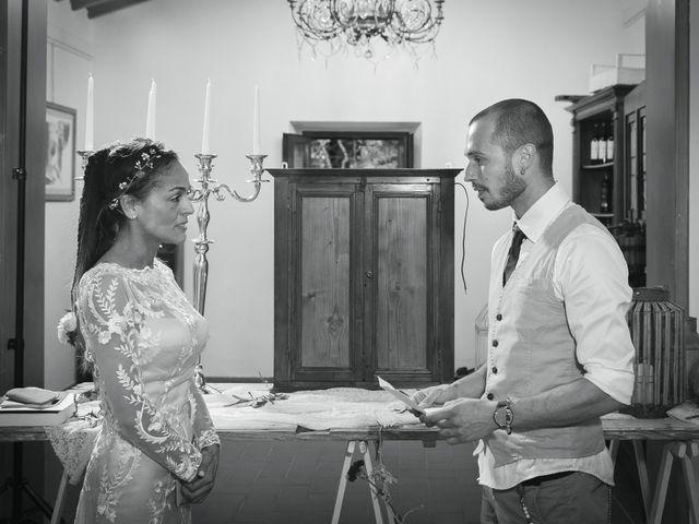 Il matrimonio di Alessio e Monique a Firenze, Firenze 32