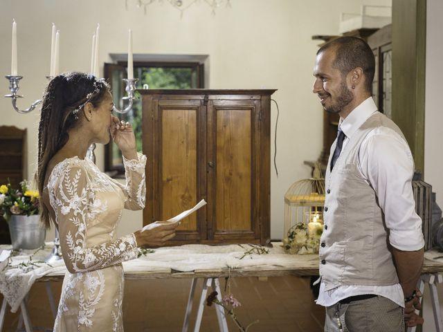 Il matrimonio di Alessio e Monique a Firenze, Firenze 33