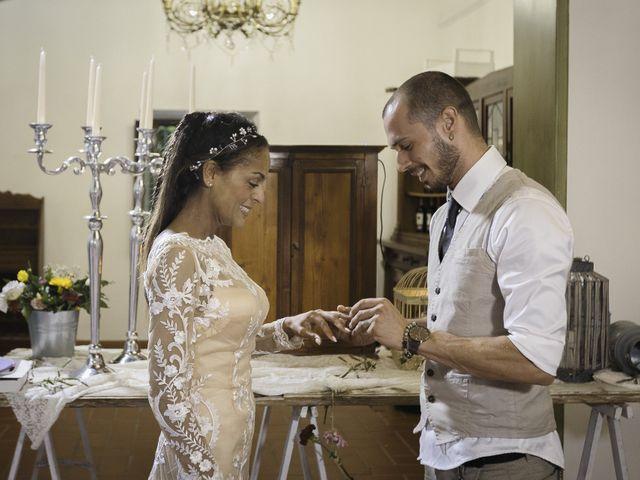 Il matrimonio di Alessio e Monique a Firenze, Firenze 34