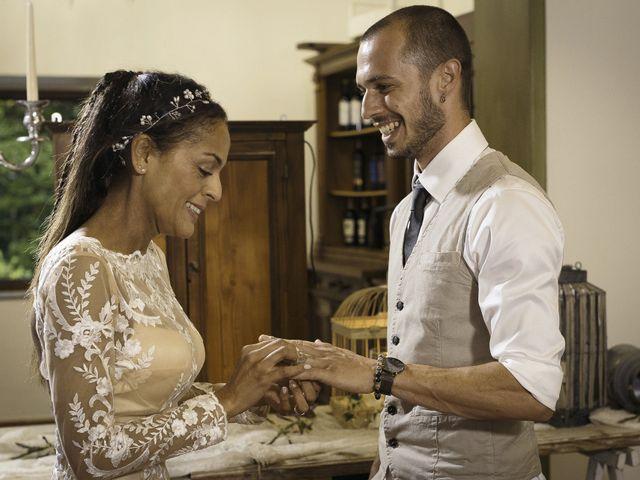 Il matrimonio di Alessio e Monique a Firenze, Firenze 35