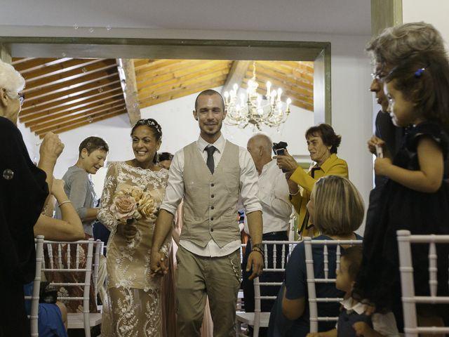Il matrimonio di Alessio e Monique a Firenze, Firenze 36