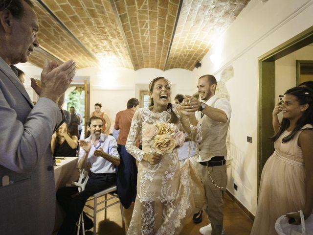 Il matrimonio di Alessio e Monique a Firenze, Firenze 43