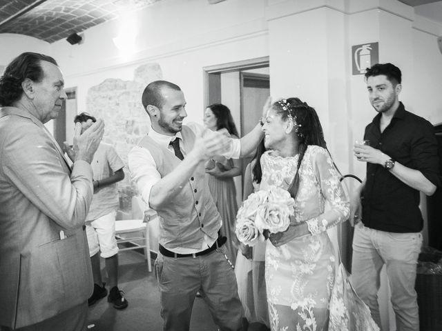 Il matrimonio di Alessio e Monique a Firenze, Firenze 44