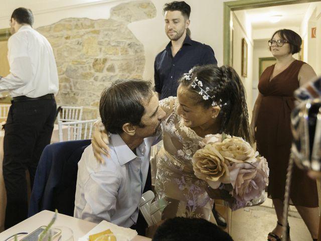 Il matrimonio di Alessio e Monique a Firenze, Firenze 45
