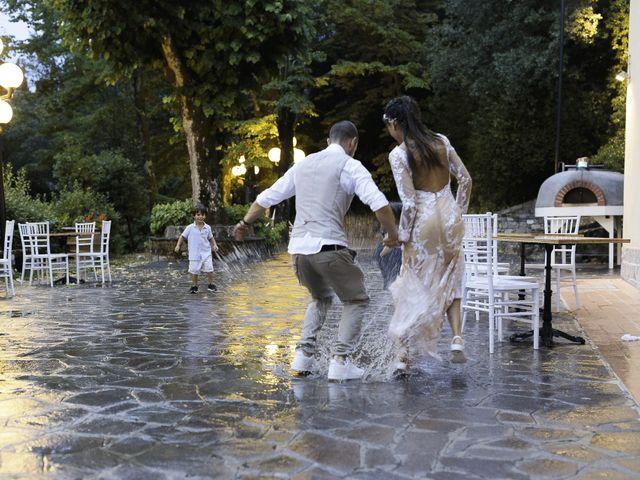Il matrimonio di Alessio e Monique a Firenze, Firenze 51