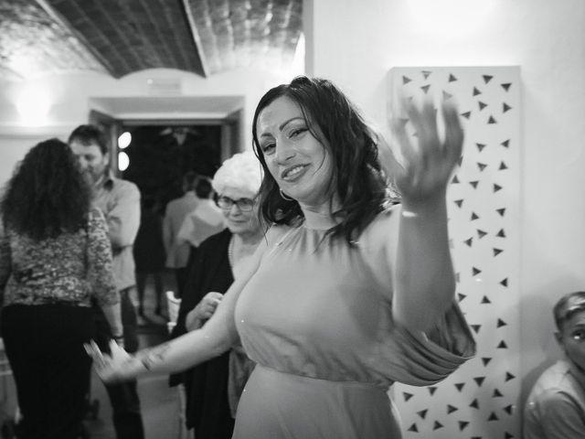 Il matrimonio di Alessio e Monique a Firenze, Firenze 54