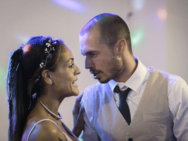 Il matrimonio di Alessio e Monique a Firenze, Firenze 57