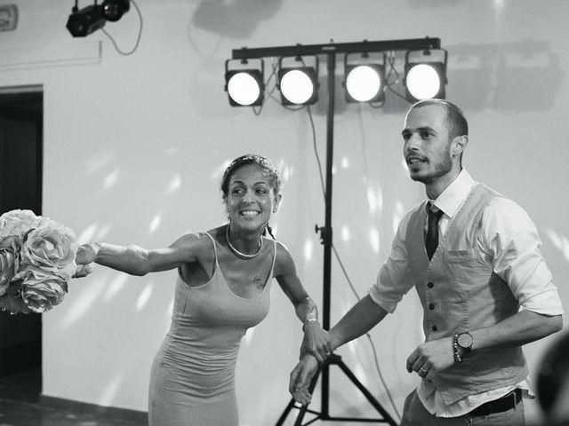 Il matrimonio di Alessio e Monique a Firenze, Firenze 58