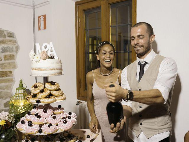 Il matrimonio di Alessio e Monique a Firenze, Firenze 64