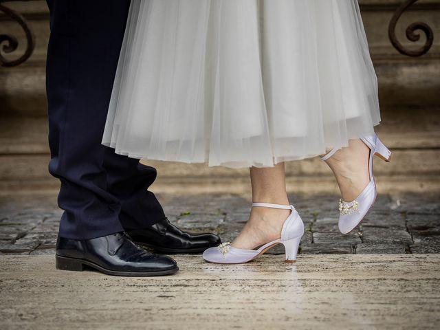 Il matrimonio di PierPaolo e Gessica a Roma, Roma 1