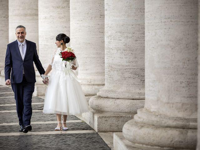Il matrimonio di PierPaolo e Gessica a Roma, Roma 3