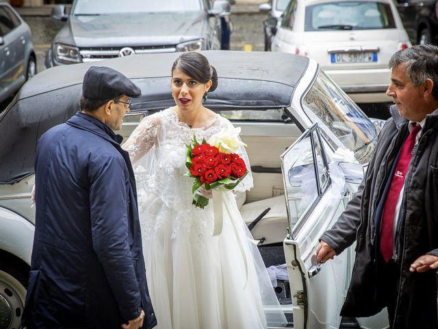 Il matrimonio di PierPaolo e Gessica a Roma, Roma 4