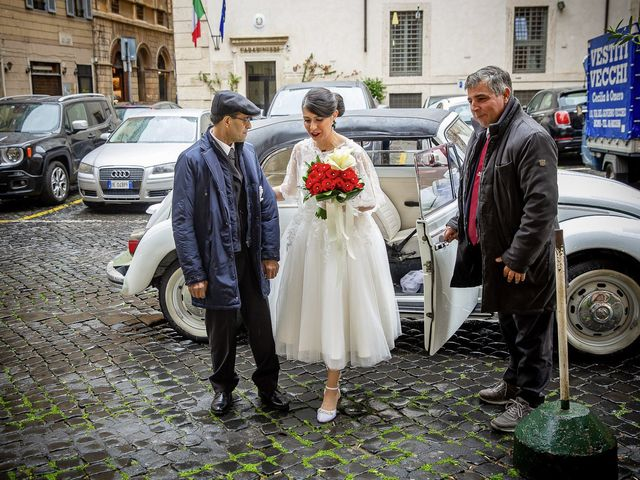 Il matrimonio di PierPaolo e Gessica a Roma, Roma 5