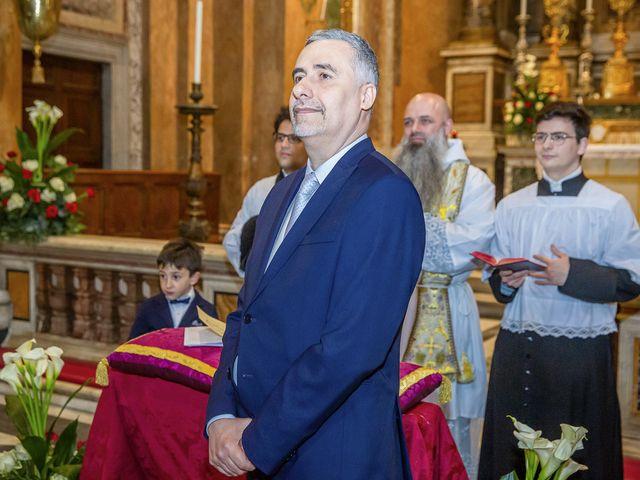 Il matrimonio di PierPaolo e Gessica a Roma, Roma 6