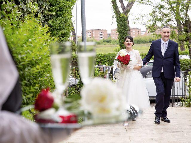 Il matrimonio di PierPaolo e Gessica a Roma, Roma 9