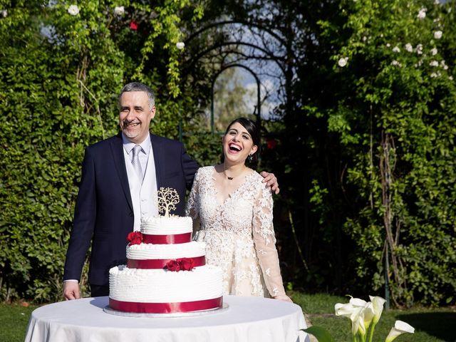 Il matrimonio di PierPaolo e Gessica a Roma, Roma 10