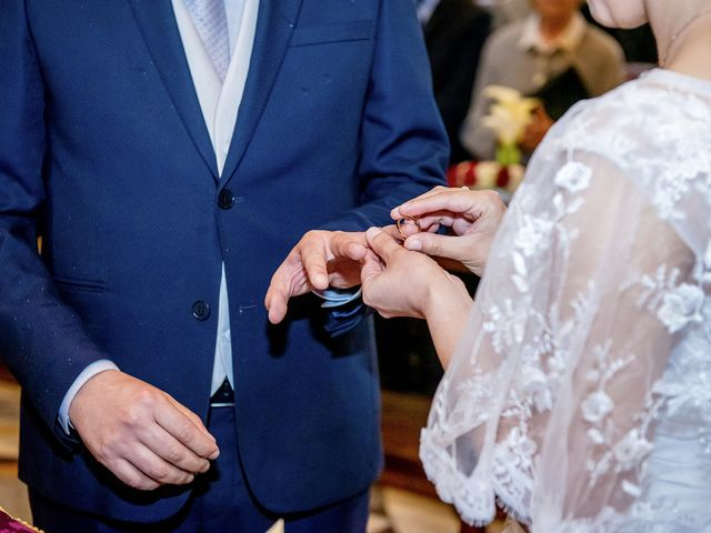 Il matrimonio di PierPaolo e Gessica a Roma, Roma 21