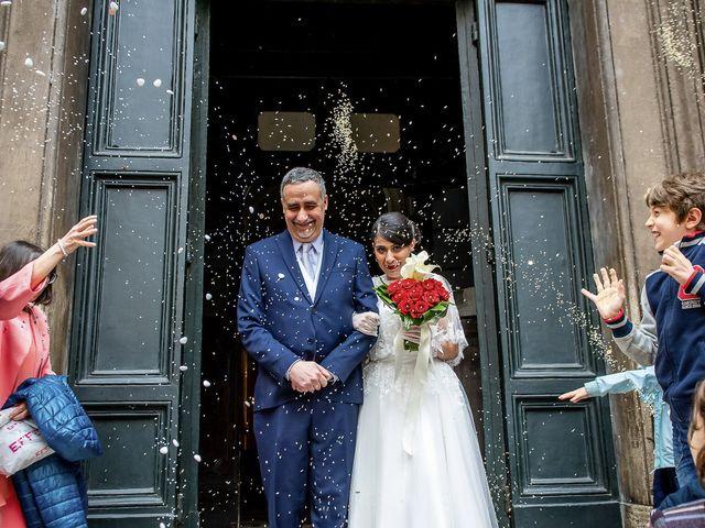 Il matrimonio di PierPaolo e Gessica a Roma, Roma 22