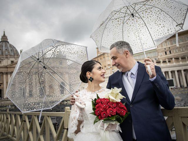 Le nozze di Gessica e PierPaolo