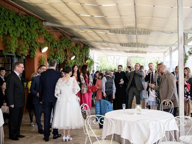 Il matrimonio di PierPaolo e Gessica a Roma, Roma 24
