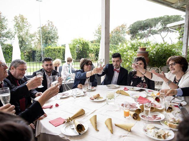 Il matrimonio di PierPaolo e Gessica a Roma, Roma 29