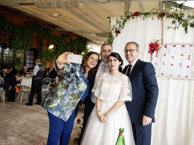 Il matrimonio di PierPaolo e Gessica a Roma, Roma 30