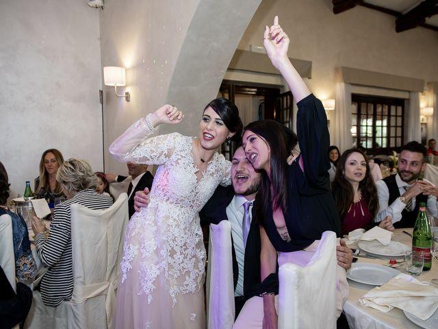Il matrimonio di PierPaolo e Gessica a Roma, Roma 34