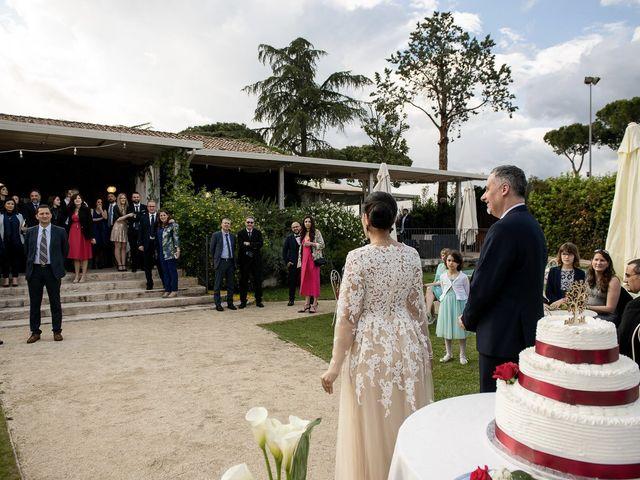 Il matrimonio di PierPaolo e Gessica a Roma, Roma 37