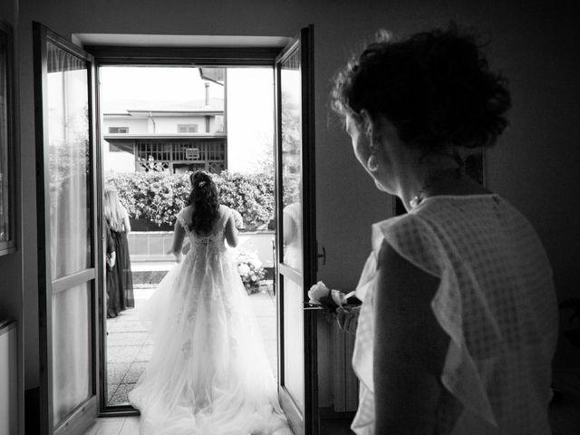 Il matrimonio di Alessandro e Sonia a Grezzago, Milano 16