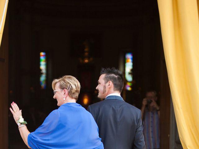 Il matrimonio di Alessandro e Sonia a Grezzago, Milano 30