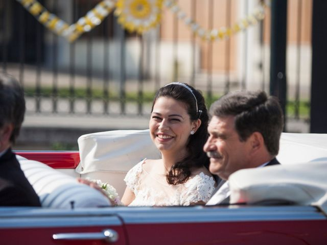Il matrimonio di Alessandro e Sonia a Grezzago, Milano 33