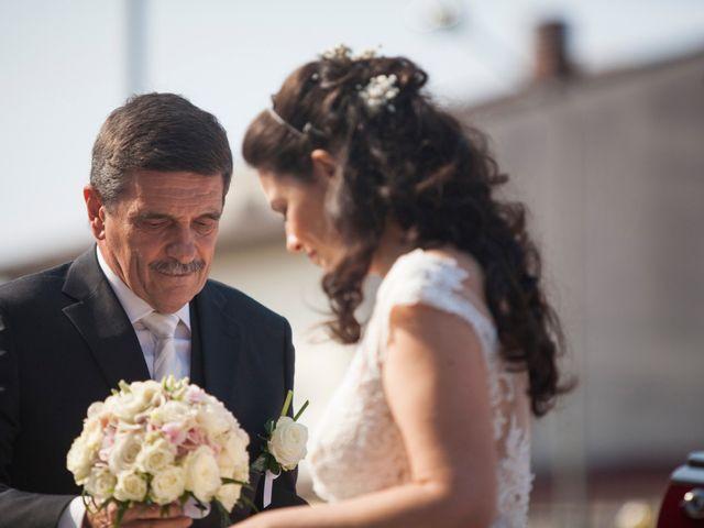 Il matrimonio di Alessandro e Sonia a Grezzago, Milano 34