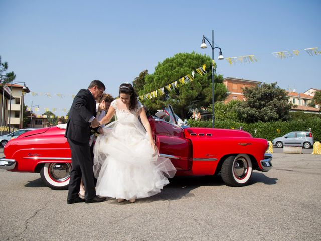 Il matrimonio di Alessandro e Sonia a Grezzago, Milano 35