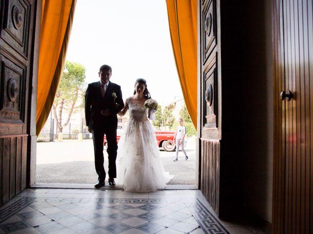 Il matrimonio di Alessandro e Sonia a Grezzago, Milano 38
