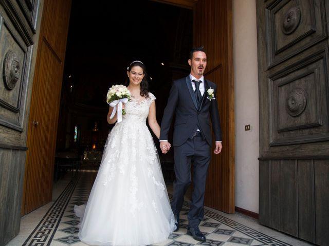 Il matrimonio di Alessandro e Sonia a Grezzago, Milano 58