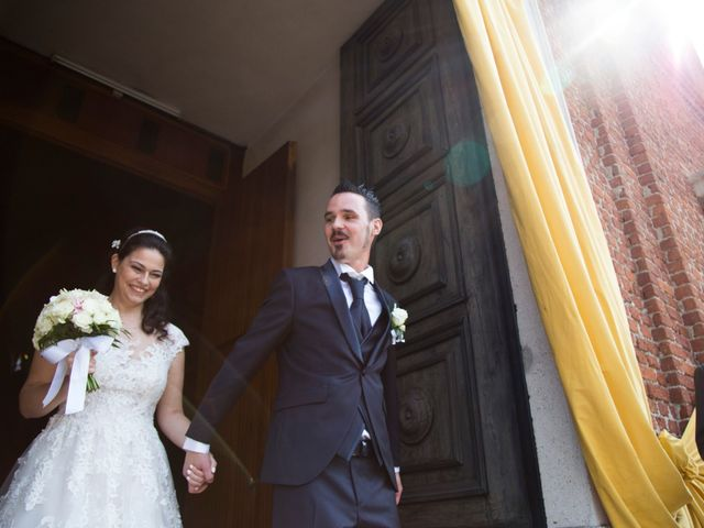 Il matrimonio di Alessandro e Sonia a Grezzago, Milano 59