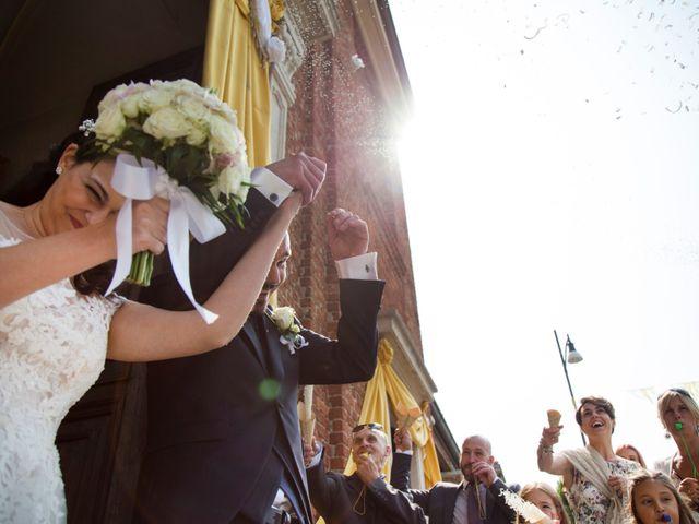 Il matrimonio di Alessandro e Sonia a Grezzago, Milano 60
