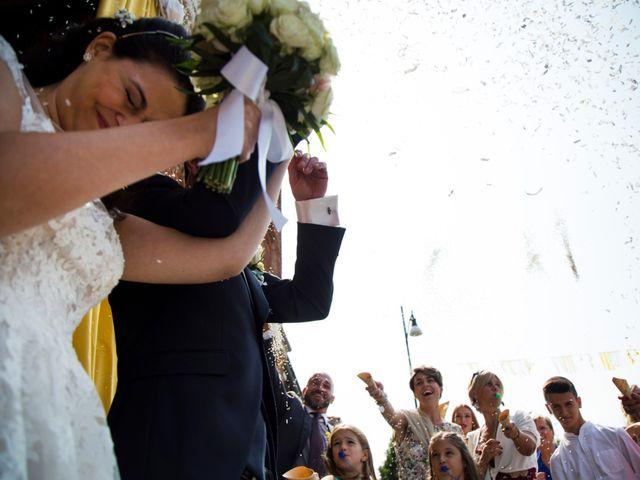 Il matrimonio di Alessandro e Sonia a Grezzago, Milano 61