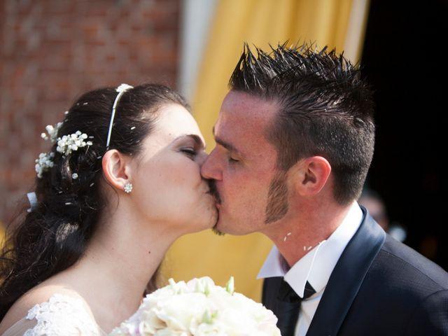 Il matrimonio di Alessandro e Sonia a Grezzago, Milano 63