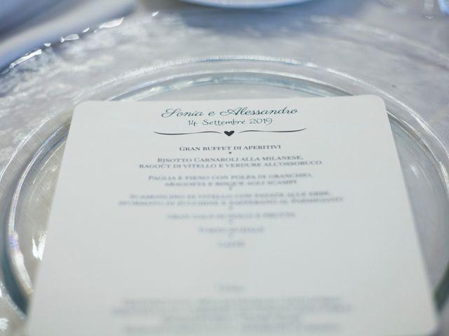 Il matrimonio di Alessandro e Sonia a Grezzago, Milano 75