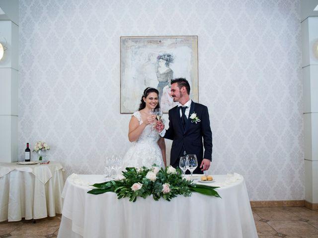Il matrimonio di Alessandro e Sonia a Grezzago, Milano 76