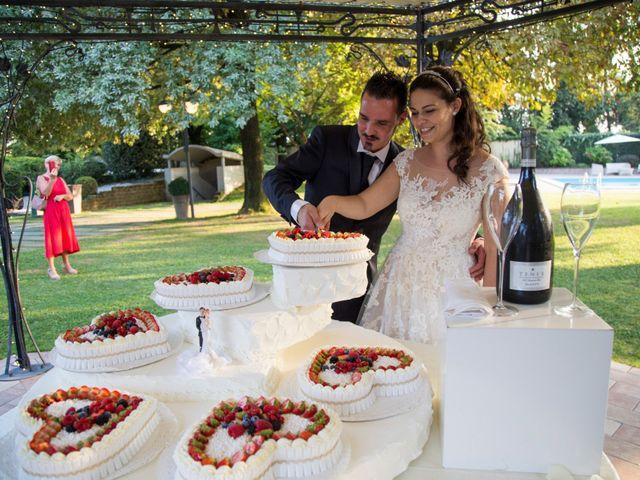 Il matrimonio di Alessandro e Sonia a Grezzago, Milano 89