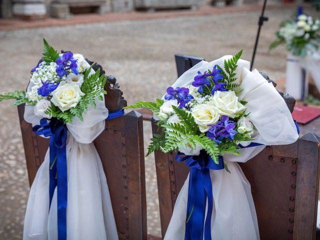 Il matrimonio di Daniele e Chiara a Sant'Angelo Lodigiano, Lodi 28
