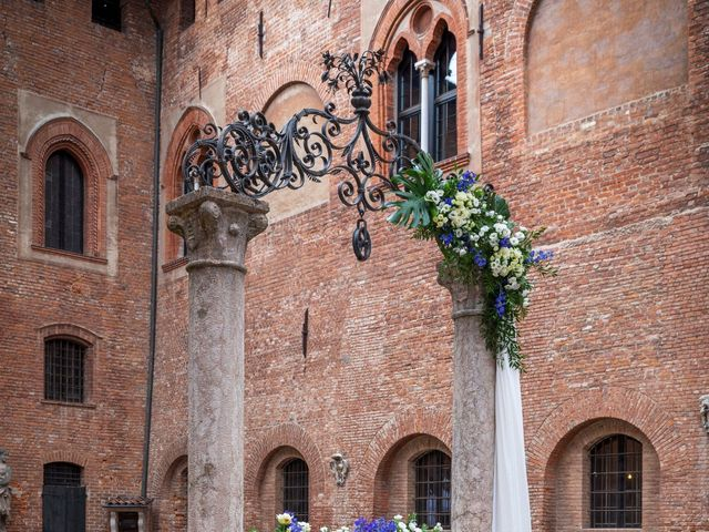 Il matrimonio di Daniele e Chiara a Sant'Angelo Lodigiano, Lodi 29