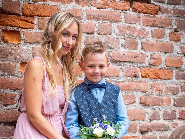 Il matrimonio di Daniele e Chiara a Sant'Angelo Lodigiano, Lodi 33